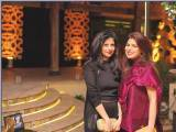 CLASSY FOR  A CAUSE: Nazia and Anushka