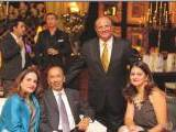 CLASSY FOR  A CAUSE:Nina Lotia, Maqbool, Irshad Kassim and Danish