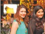 CLASSY FOR  A CAUSE: Sarah Sohail and Uzma Jamil
