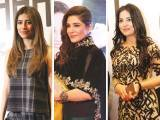 A STAR STUDDED NIGHT: Syra Yousuf, Ayesha Omer and Sanam Baloch