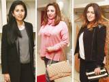 TRUNK SHOW: Zara Shahjahan, Nazish and Naima