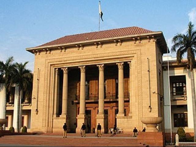 Punjab Assembly. PHOTO: EXPRESS