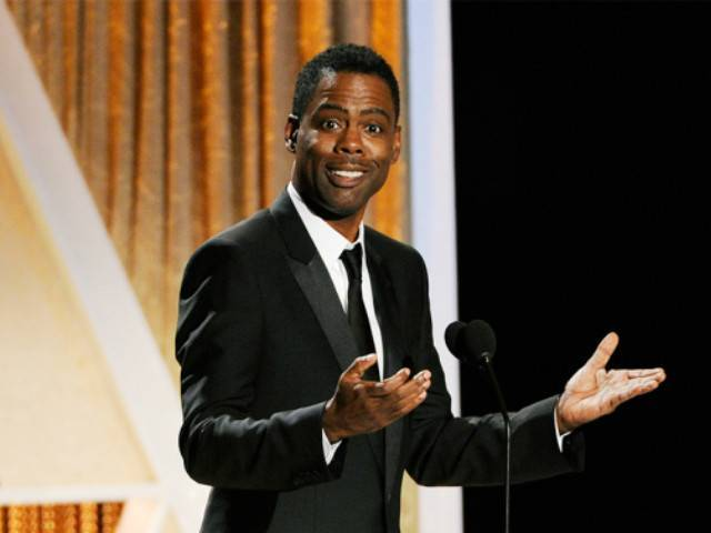 Comedian-actor will include some #OscarsSoWhite jokes at the 88th Annual Academy Awards. PHOTO: VARIETY