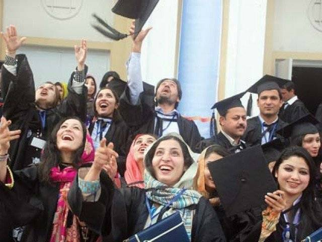 The speakers called upon the HEC to develop policies for promotion of inclusive education at all higher education. PHOTO: THE EXPRESS TRIBUNE