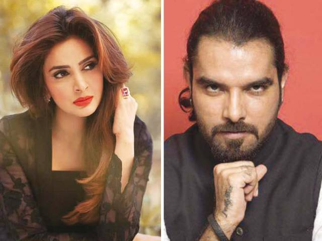 The film will see Saba Qamar in a new avatar while Yasir Hussain will reprise the character Moti. PHOTOS: FILE