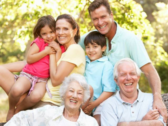 Study finds the right age bracket to feel highest level of personal well-being. PHOTO: PARENTSSOCIETY