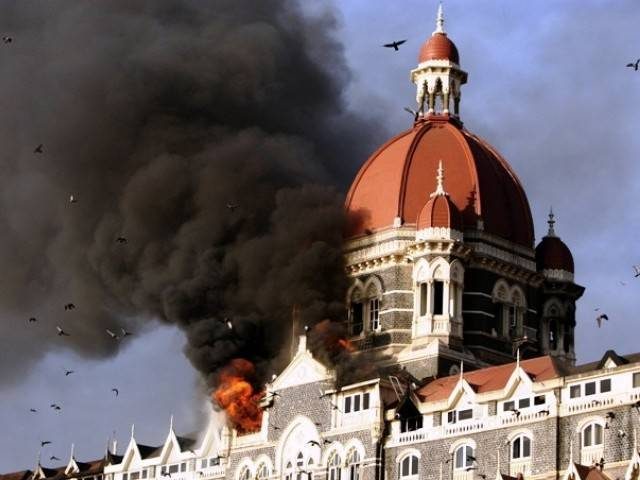 The November 2008 attacks, which India has blamed on Lashkar-e-Taiba, left 166 people dead and more than 300 wounded. PHOTO: AFP/FILE