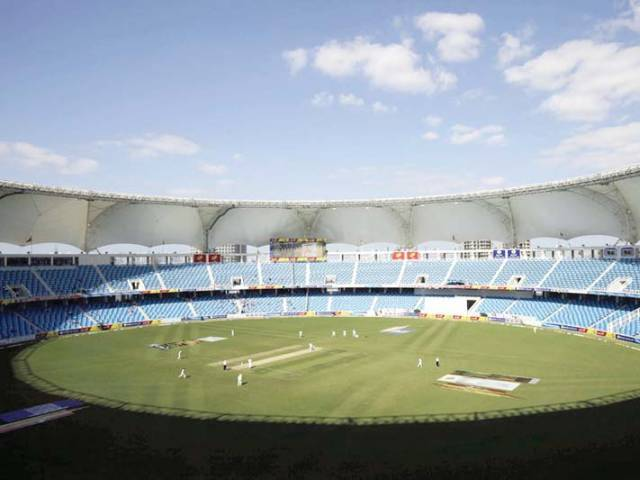 GMP Architects has built an international cricket stadium at Dubai Sports City. PHOTO COURTESY: ICC