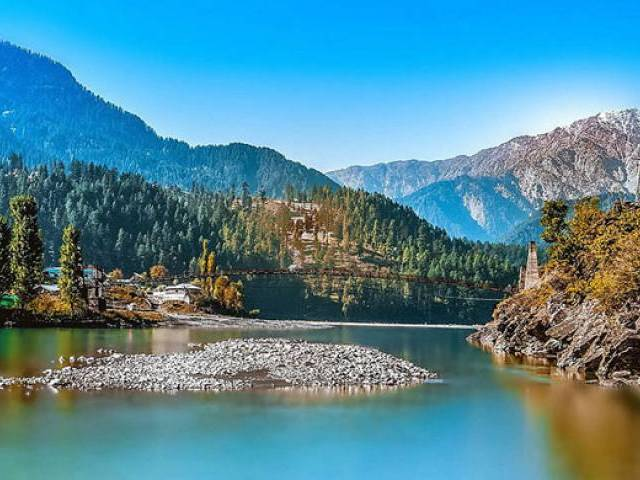 Neelam Valley, Azad Kashmir PHOTO: Mazhar Nazir