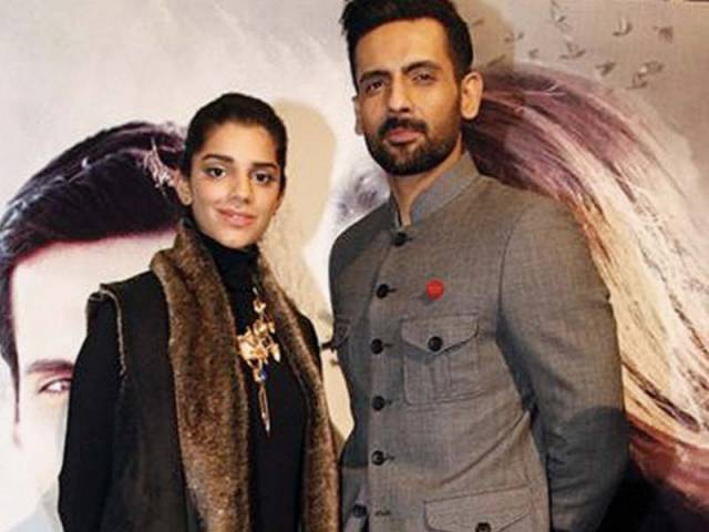 Mohib Mirza will be seen playing the role of Vicky, who comes to Alia's (Sanam Saeed) rescue when she's faced with unavoidable circumstances. PHOTO: FILE
