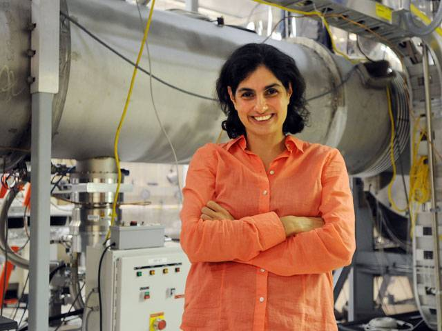 Dr Nergis Mavalvala. PHOTO COURTESY: John D & Catherine T, MacArthur Foundation