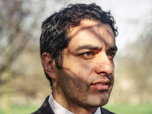 Rafiullah Kakar was radicalised in high school in Pakistan but later rejected those beliefs. He now lives in London, writing for newspapers in Pakistan, where he eventually plans to enter politics. PHOTO: NYT