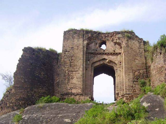 Speakers say destruction of heritage sites in Afghanistan had been motivated by greed. PHOTO: http://nationalheritage.gov.pk