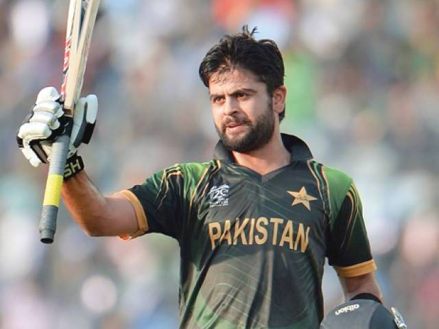 Ahmed Shehzad. PHOTO: AFP
