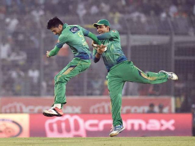 Mohammad Amir and Umar Akmal are two of the most talented players around but have made headlines for the wrong reasons in their controversial careers. PHOTO: AFP