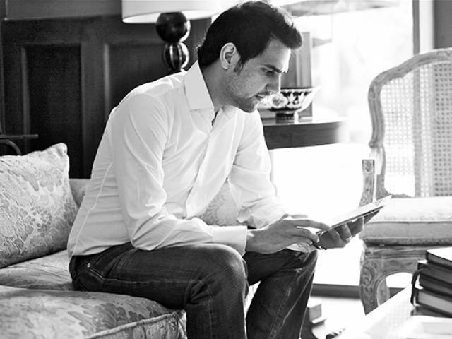 Shahbaz Taseer. PHOTO: FILE