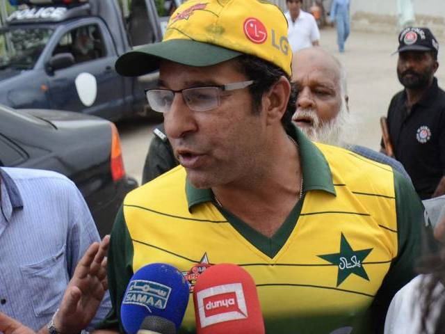 Wasim Akram\'s betting files can be reopened: PCB official - The ...