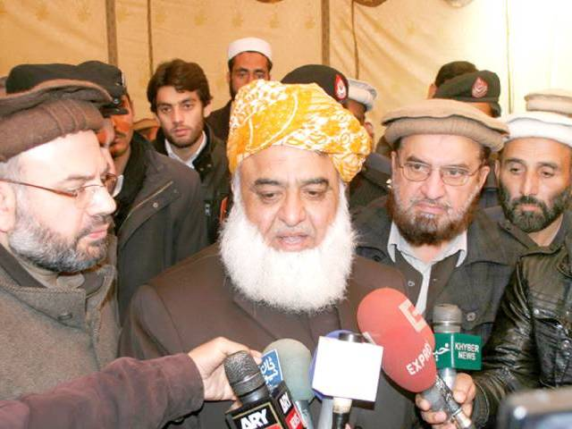 JUI-F chief Maulana Fazlur Rehman. PHOTO: NNI/FILE
