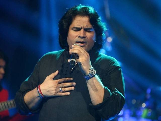 Singer will perform Pakistan's national anthem at PakvsInd match. PHOTO: FILE