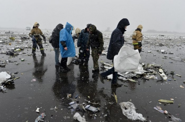 Flight recorders badly damaged in Russia plane crash | The