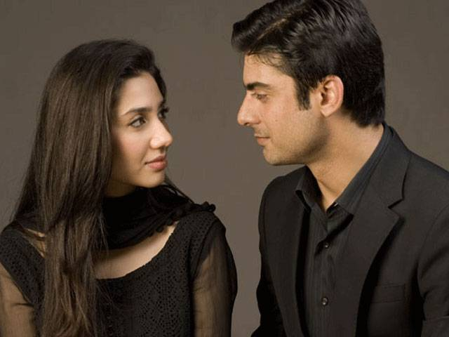 Image result for mahira khan and fawad khan in humsafar