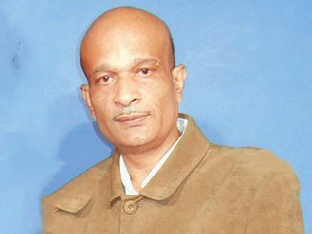 Babu passed away at a Lahore hospital on April 15, 2011. PHOTO: FILE