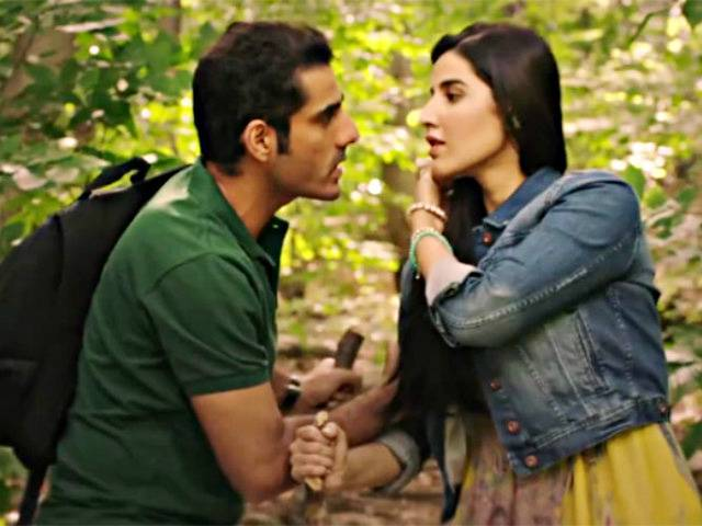 Mehreen Jabbar's film starring Sanam Saeed, Adeel Husain and Hareem Farooq will release this year.