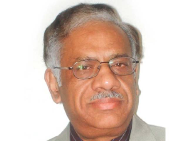 Shaheen Sehbai. PHOTO: FILE