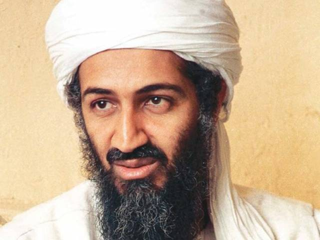 Osama Bin Laden. PHOTO: FILE