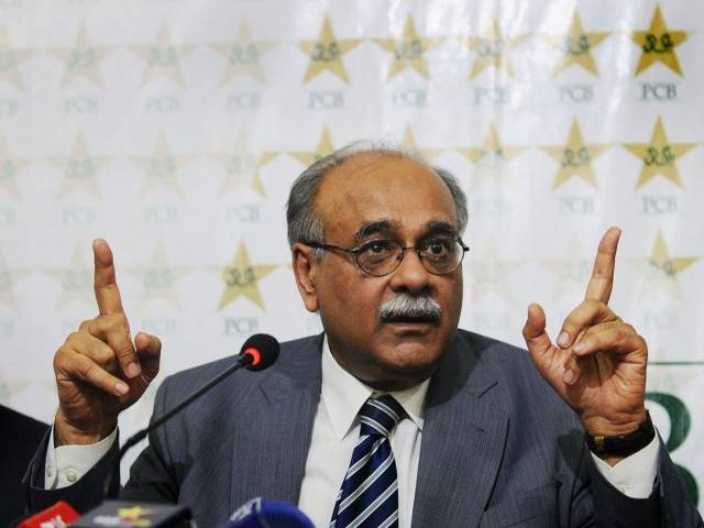 Najam Sethi. PHOTO: AFP/FILE