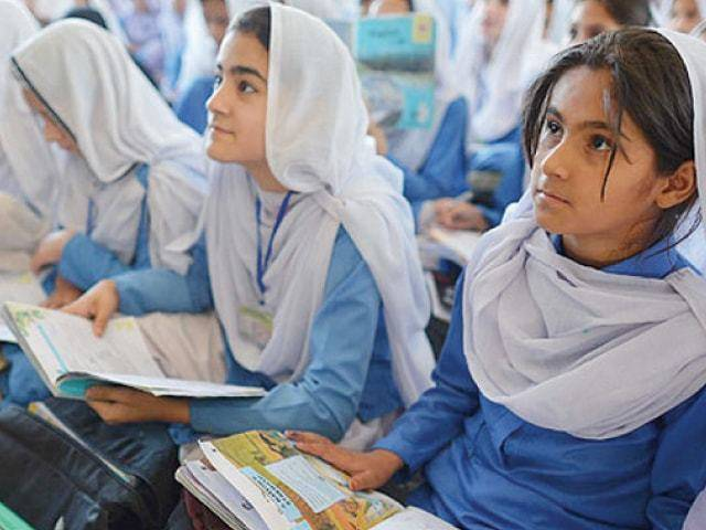 Image result for express tribune education punjab