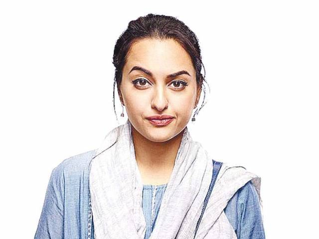 Sonakshi offered a sneak peek into the life of her character in Noor on her 29th birthday. PHOTO: FILE