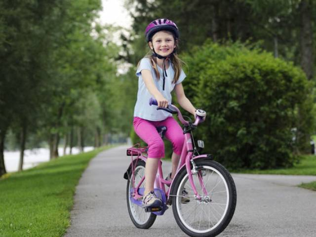 "An Ultra-orthodox Jewish leader has allegedly banned five-year-old girls  and older from riding bicycles in some areas of Israel, claiming it is ""immodest"". PHOTO: ICEBIKE"