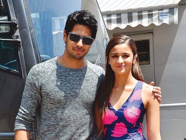 siddharth and alia relationship