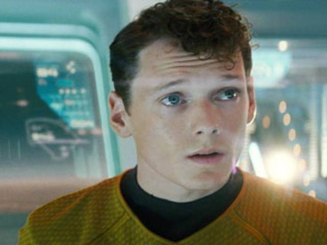 Anton Yelchin. PHOTO: FILE