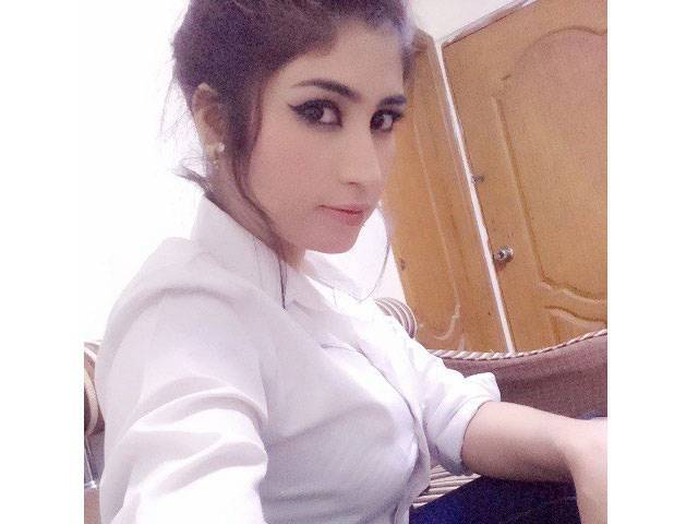 Qandeel Baloch. PHOTO: FACEBOOK.COM/Qandeel.Baloch