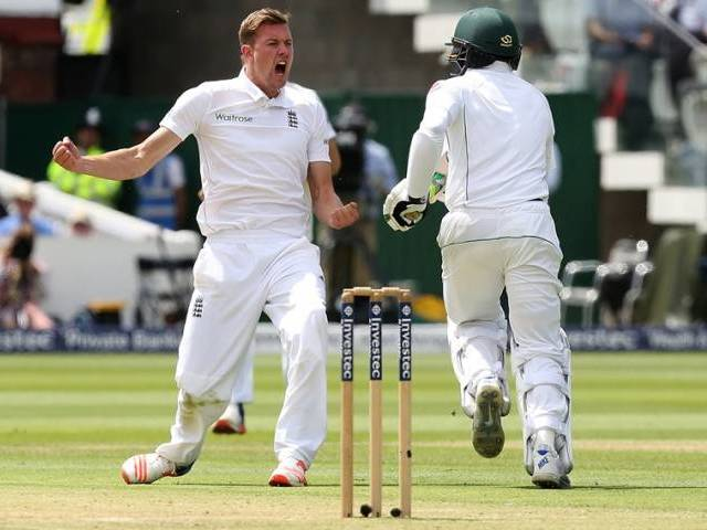 Lord's Test: England scores 253 for seven on 2nd day