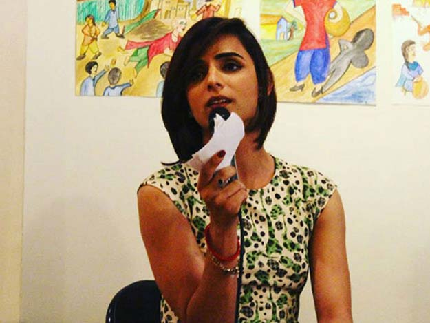 Kami Sid opens up about her self-discovery, elaborating on trans issues in a conservative society like Pakistan's