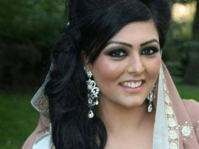 Beauty therapist Samia Shahid, 28, who died while visiting family in Pandori. Photograph: Supplied by Syed Mukhtar Kazam. PHOTO: The Guardian