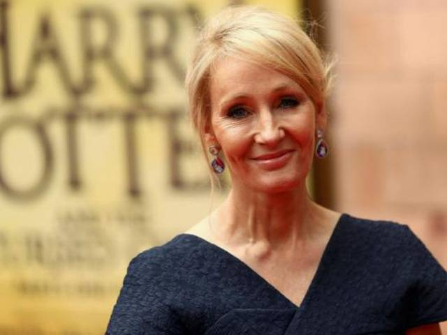I never wanted to write another novel but this will give the fans something special, Rowling says. PHOTO: REUTERS