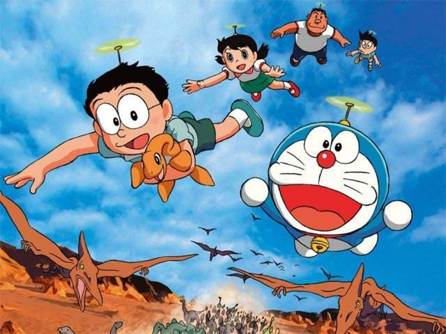 Party says cartoons like Doraemon leave a bad impact on children and should be banned. DAILY MOTION SCREENGRAB