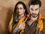 Ahsan is making waves across the border with his hit TV serial. PHOTO: FILE