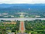 Canberra viewed from Mount Ainslie. PHOTO: WIKIPEDIA