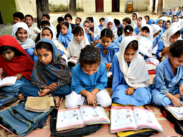 With so much that is wrong all around us people like Roghani and initiatives like the 'Say yes to girls' education' do their bit in making the world a better place.  PHOTO: ALLIED SCHOOLS