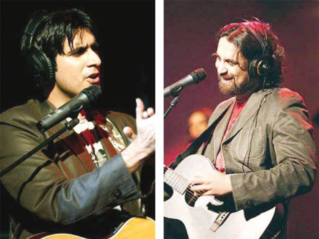 Both Ali Noor and Ali Hamza are Coke Studio veterans and most of their performances on the show have been extremely well received. PHOTOS: FILE