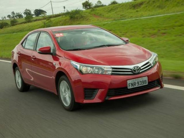 According to an auto survey by PakWheels, Toyota Corolla is the most preferred car in Pakistan. PHOTO: REUTERS