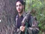AS Dulat says anger has been simmering for a long time and it just needed a spark. A file photo of Burhan Wani.