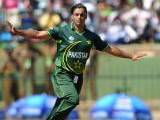 Akhtar says his inspiration to become a fast-bowler came from watching Wasim, Waqar and Imran. PHOTO: AFP