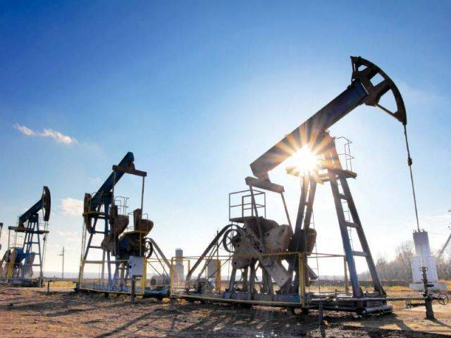 Petroleum minister says total of 82 gas discoveries made during last three years PHOTO: REUTERS