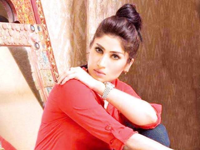 Qandeel Baloch. PHOTO: FILE